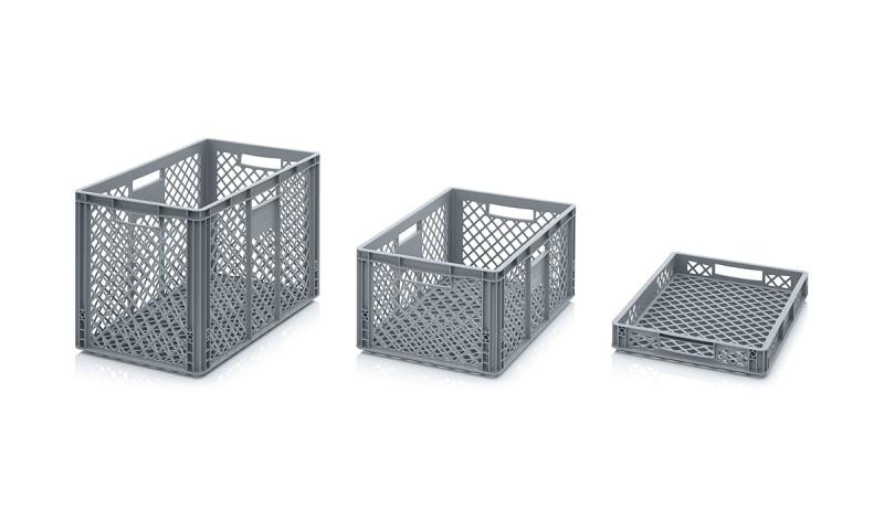Стифиращи кутии (stackable containers)