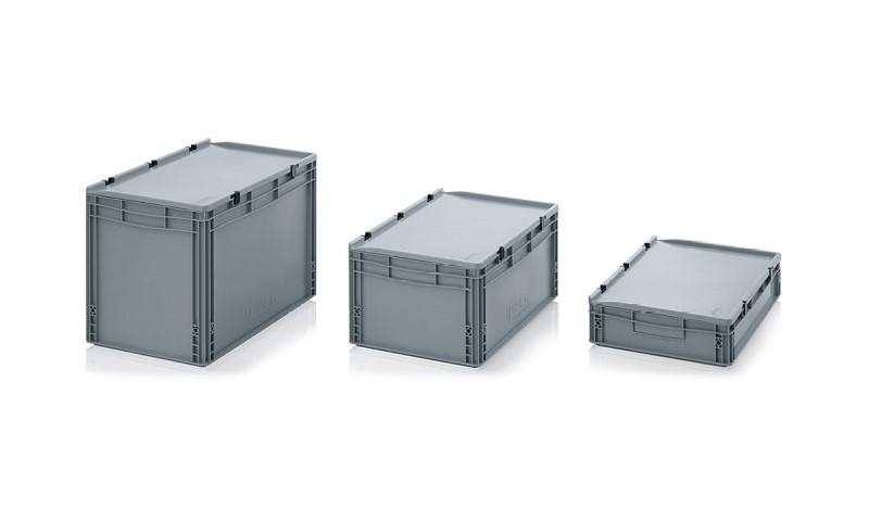 Пластмасови кутии с капак